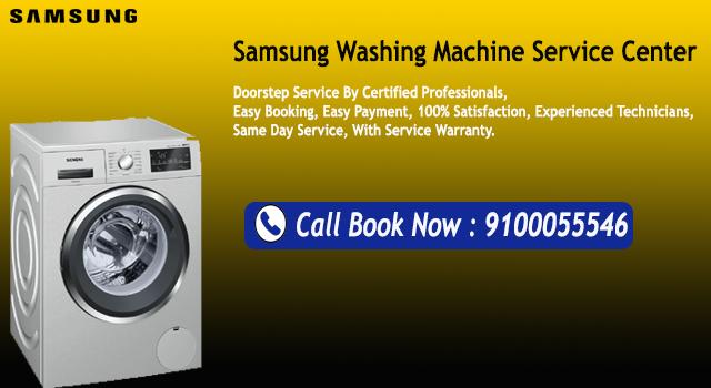 Samsung Washing Machine Service Center in Mumbai