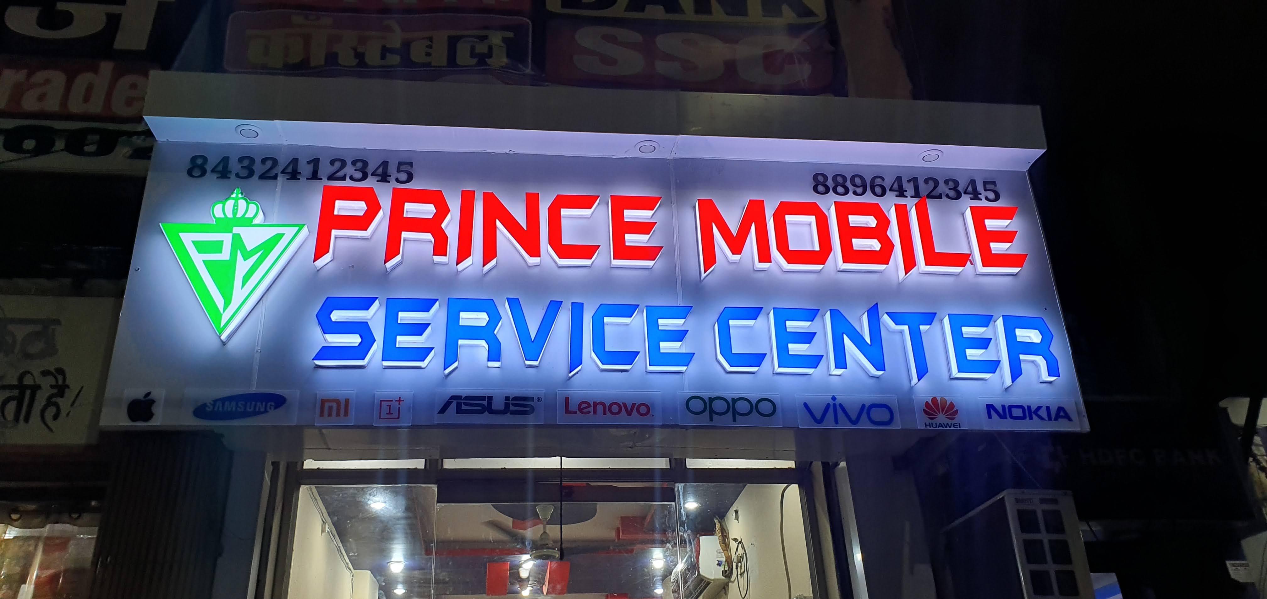 Prince Mobile Service Centre in Kota