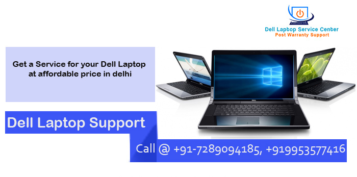 Dell service center in Ghaziabad