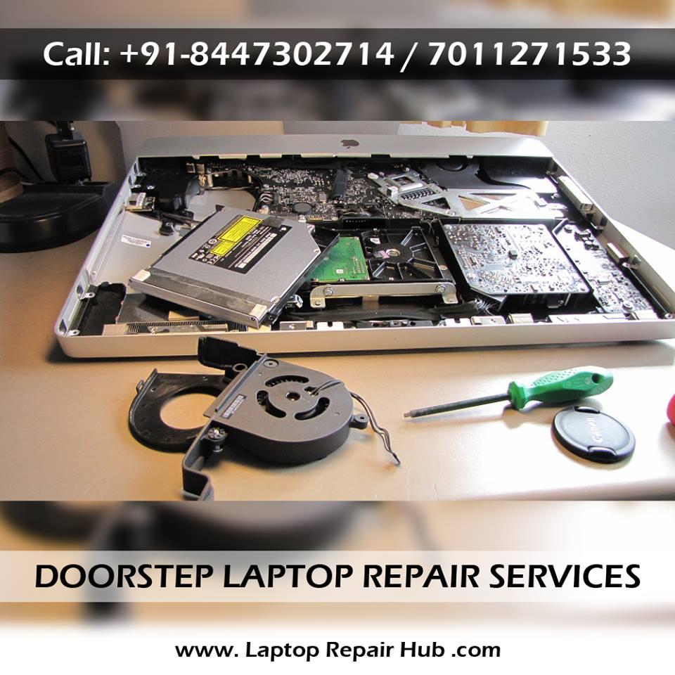 Laptop Repair in Mukherjee Nagar Delhi