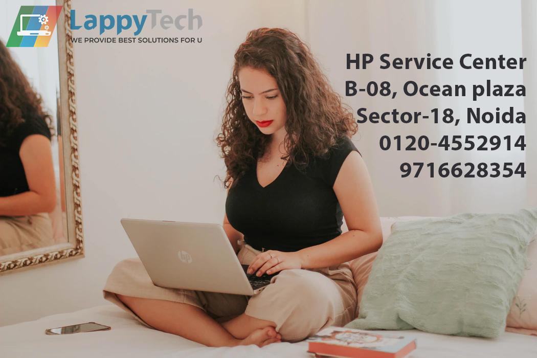 HP Service Center In Noida