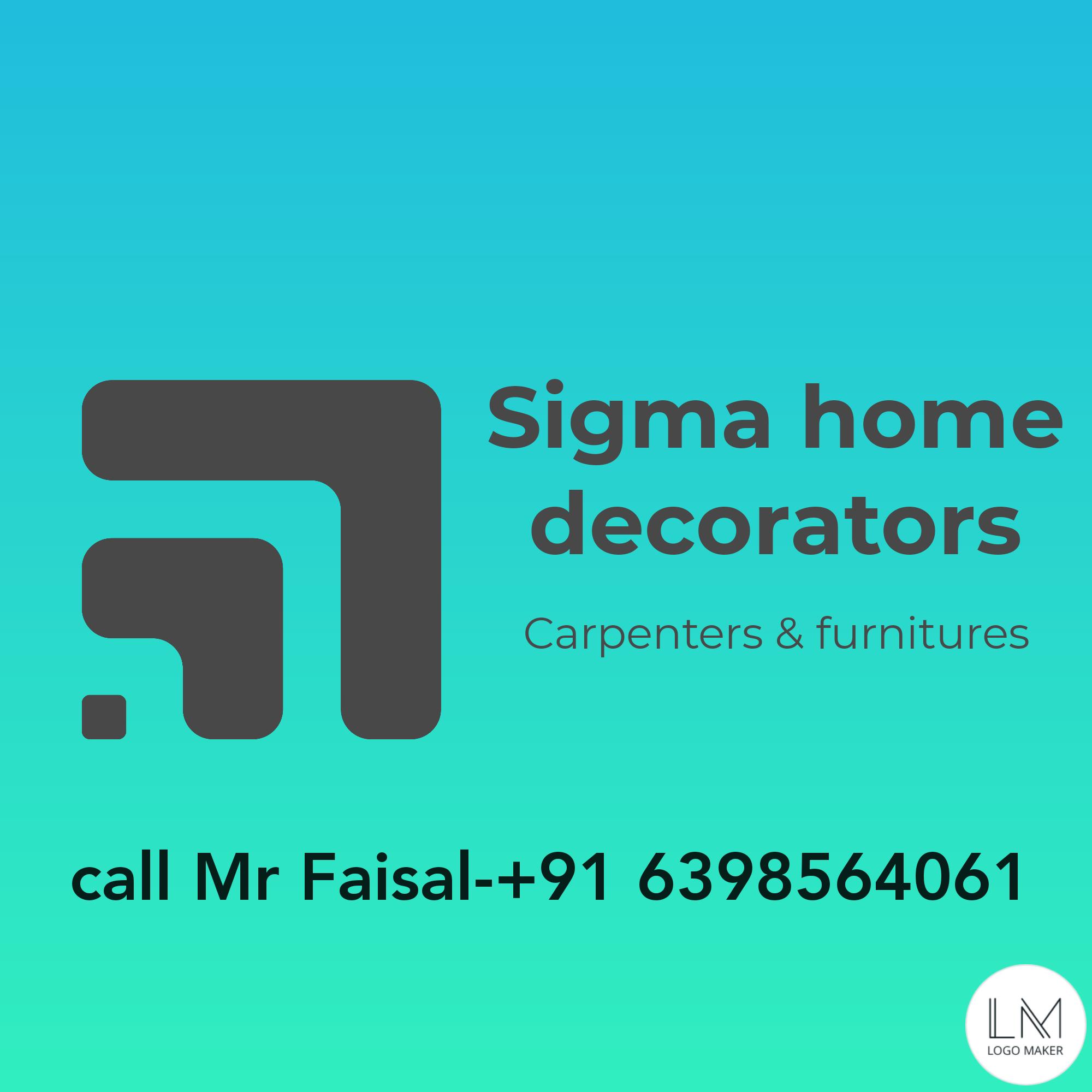 Sigma carpenters and furniture in saharanpur  in Saharanpur