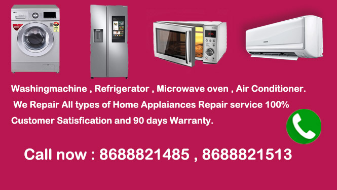 Home appliance service