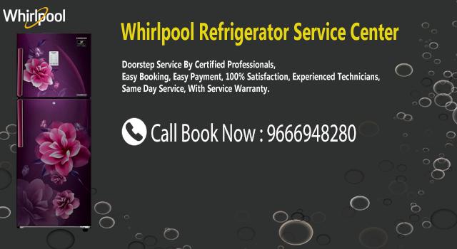 Whirlpool Refrigerator Service Center in Kadapa