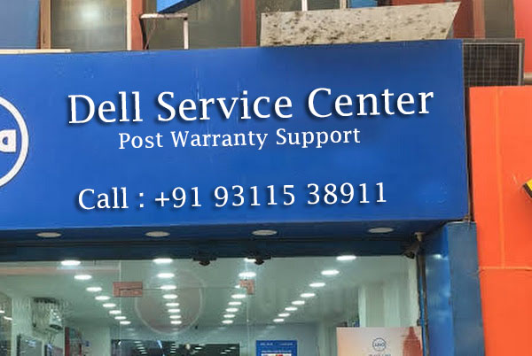 Dell Service Center in Netaji Subhash Palace NSP