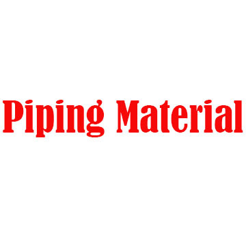 Piping Material Solution Inc in Mumbai