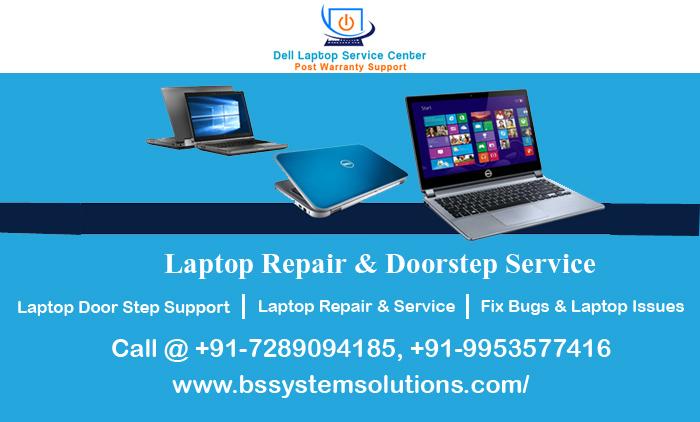 Dell service center in gomti nagar lucknow