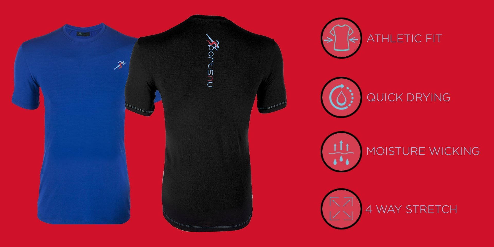 Buy Workout t shirts Sportsnu com