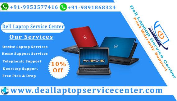 Dell Laptop Service Center in Janakpuri