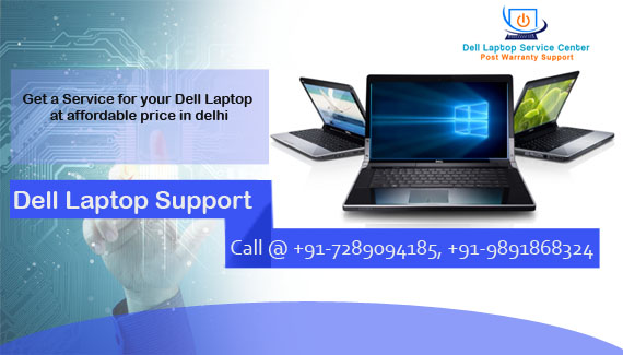 Dell Service Center in Lucknow