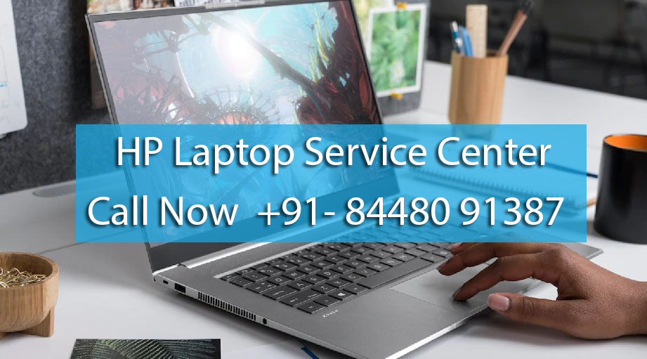 Hp service center in Sector D