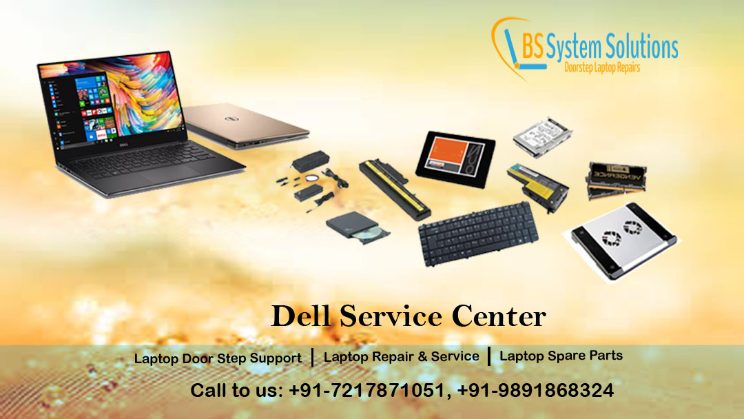 Dell service center in saket in New Delhi