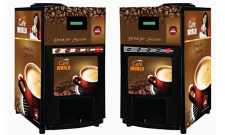 Tea Coffee Vending Machine Gurugram Gurgaon