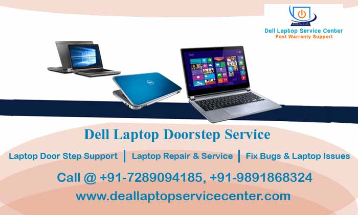 Dell laptop service center in Janakpuri in New Delhi