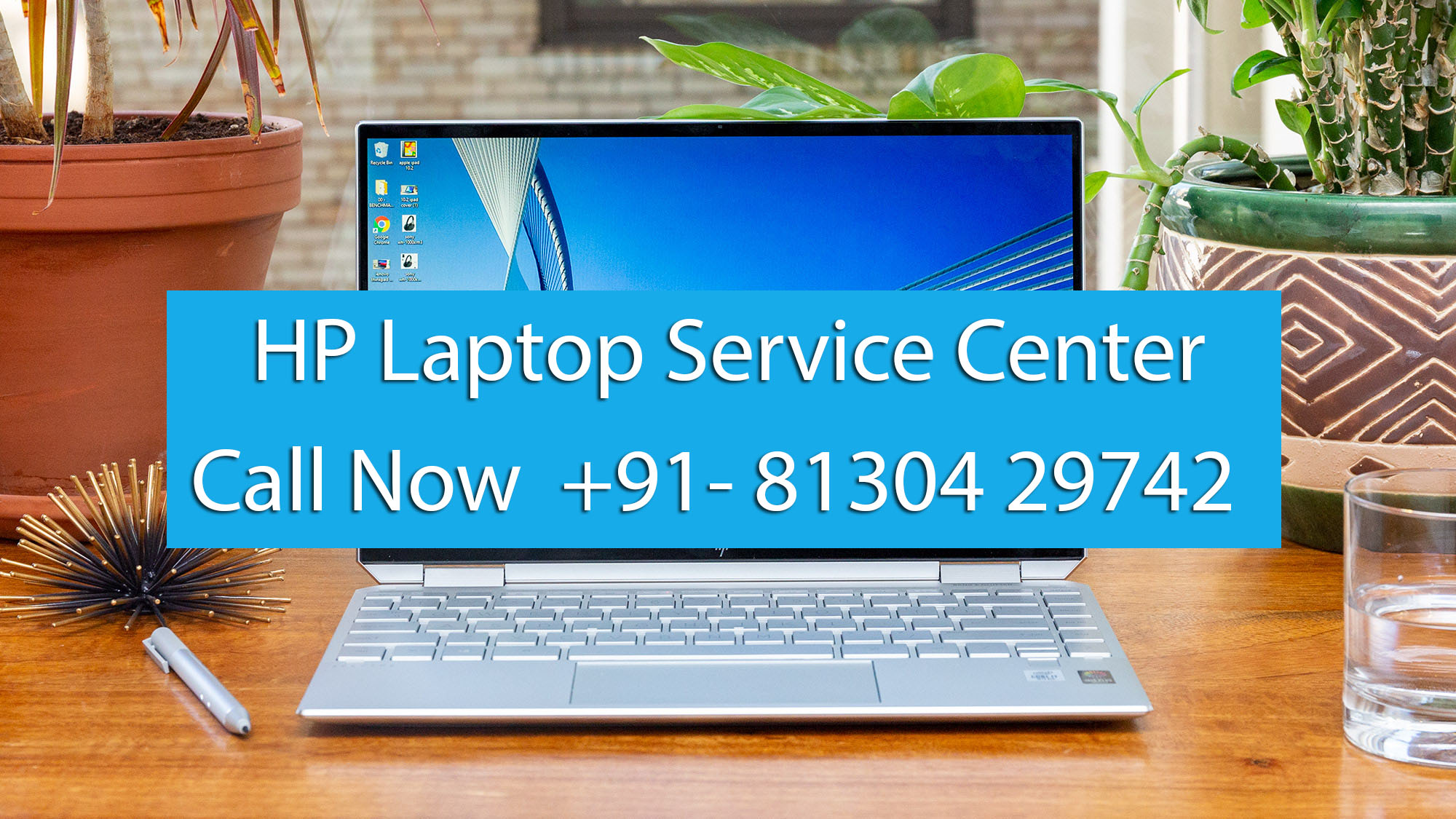 Hp service center in Lalbagh