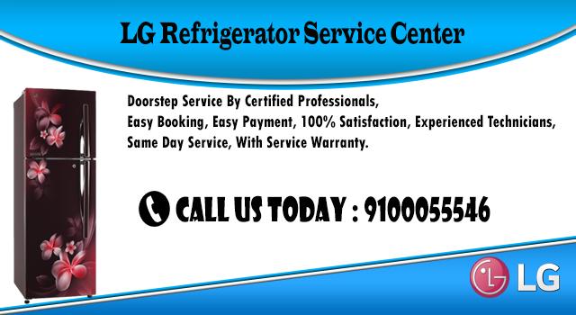 LG Refrigerator Service Center in Kadapa