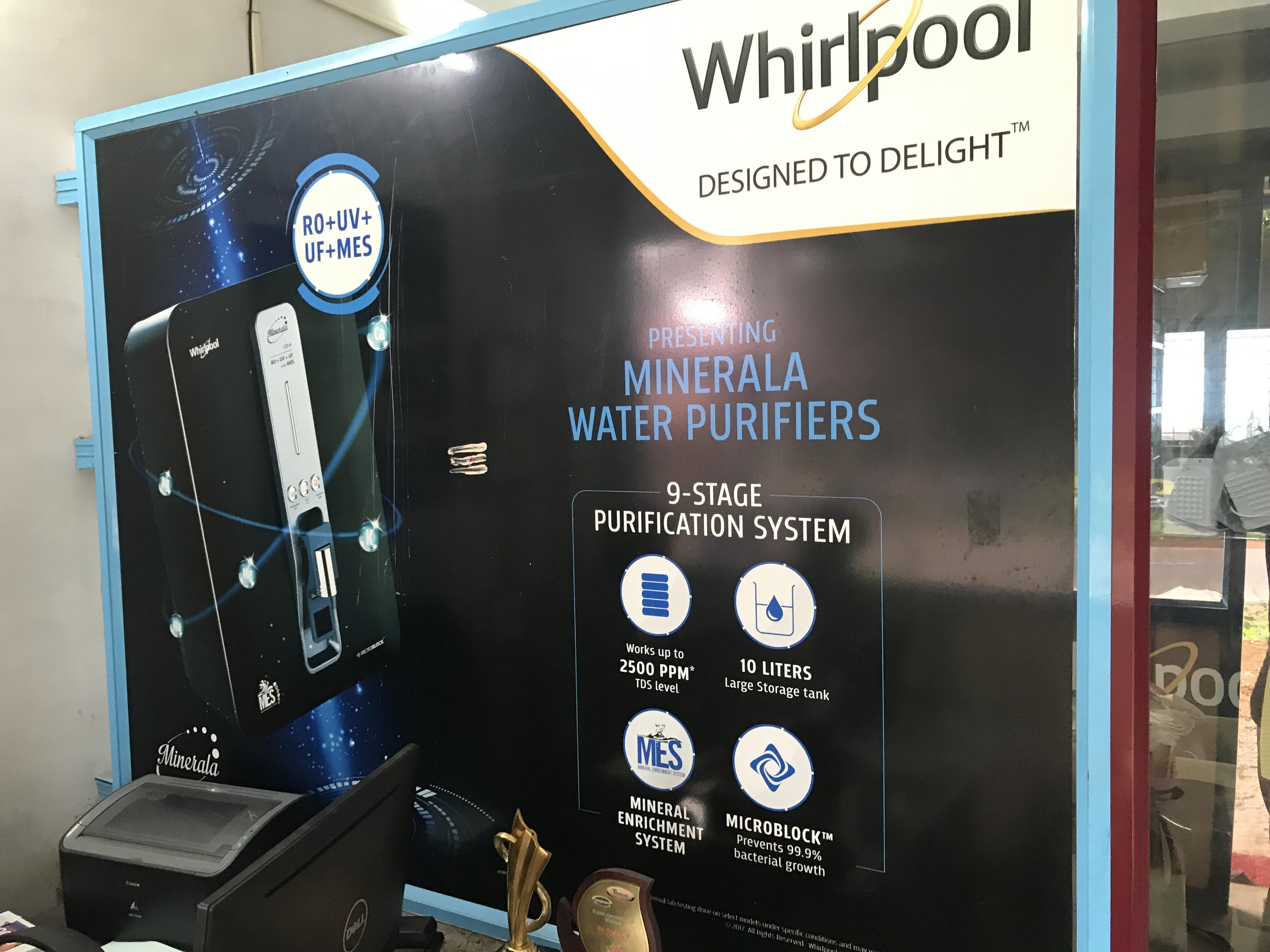 whirlpool service palakkad Mannarkad