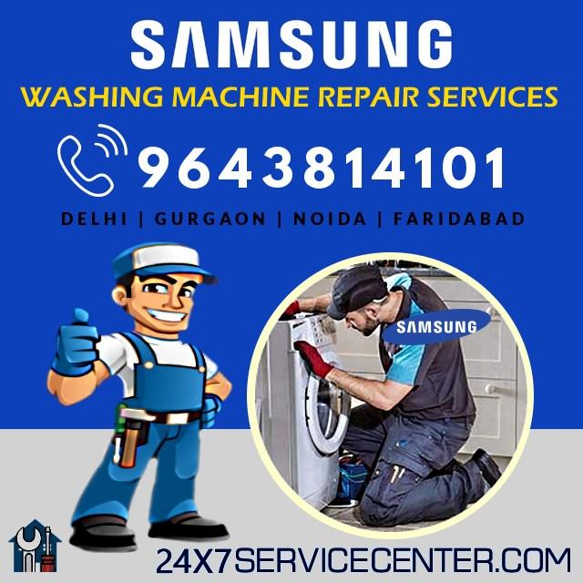 Samsung Washing Machine Service Center in Gurgaon Gurugram