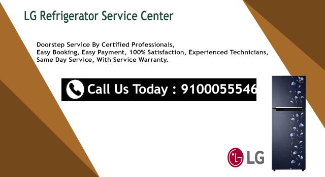 LG Refrigerator Service Center in Chittoor