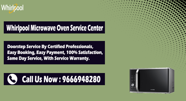 Whirlpool Microwave Oven Service Center in Chittoo
