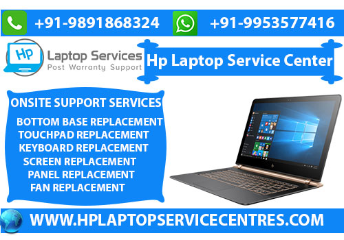 HP Service Center in Lucknow