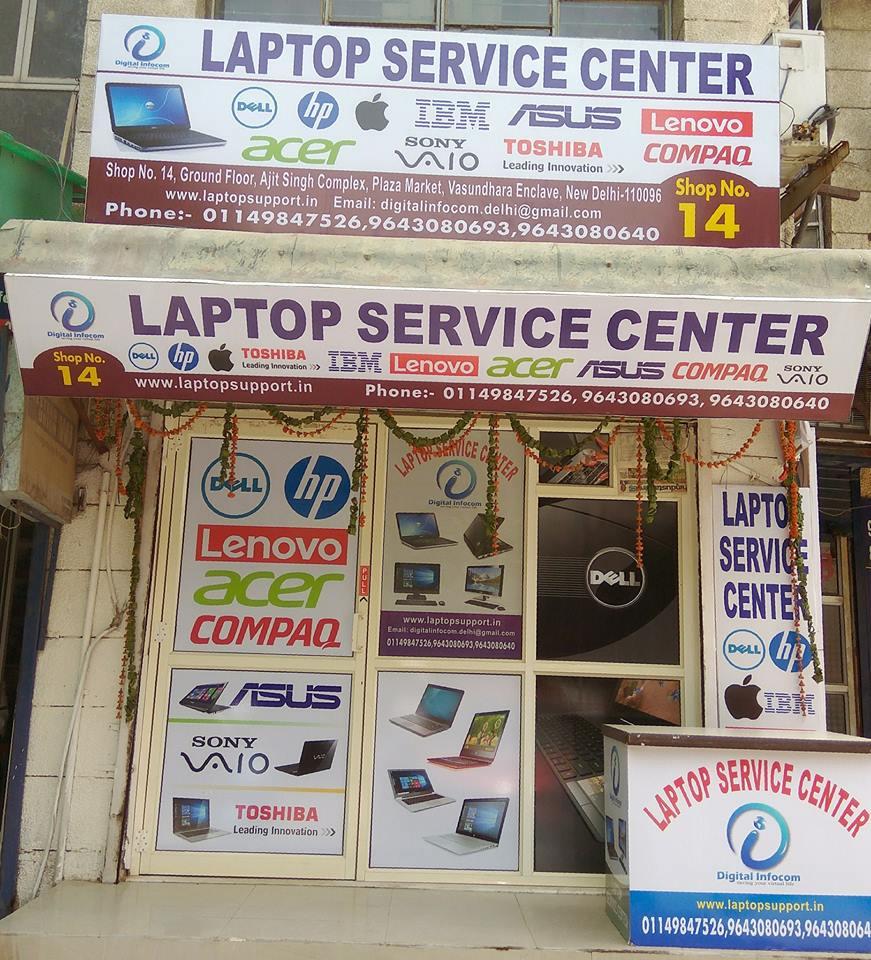 Laptop Desktop Printer Services