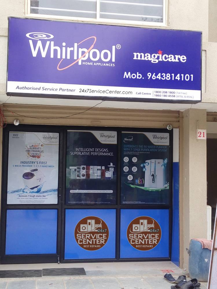 Whirlpool Service Center in Faridabad