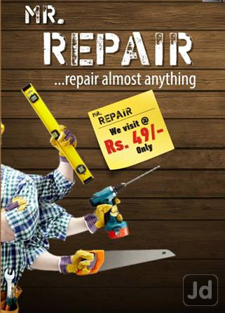 Mr Repair Highly Skilled Carpenters in Jaipur