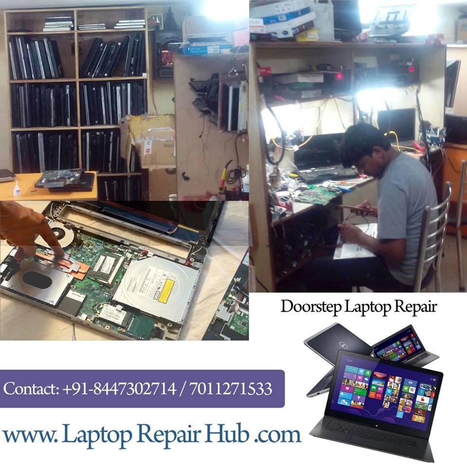 Dell Service Center in Dwarka Delhi