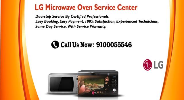 LG Microwave Oven Service Center in Kadapa