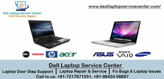 Dell Laptop Repair center In Gurgaon