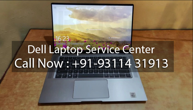 Dell Service Center in Sector 18