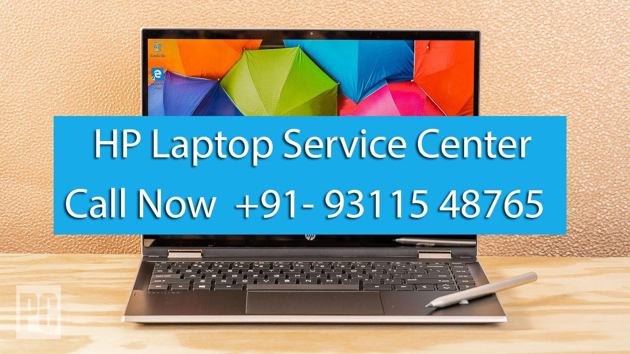 Hp service center in Jankipuram