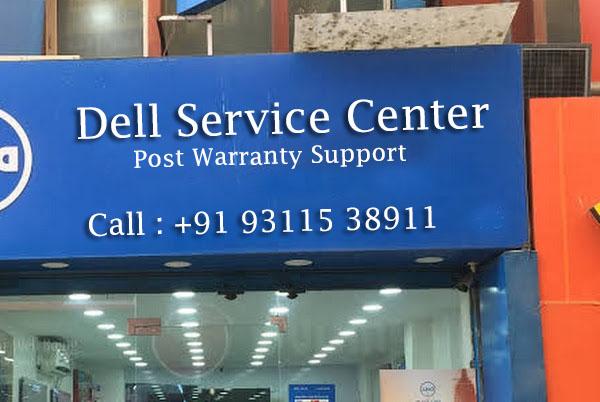 Dell Service Center in Krishna Market