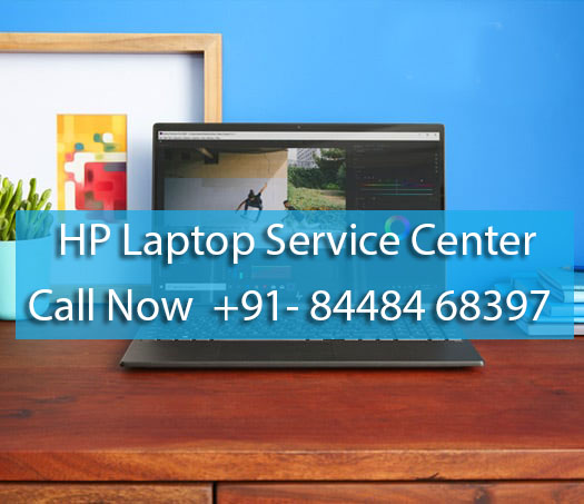 Hp service center in Charbagh